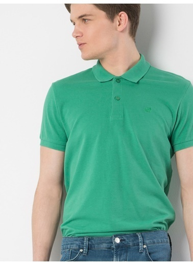 Colin's Polo Yaka Tişört Yeşil